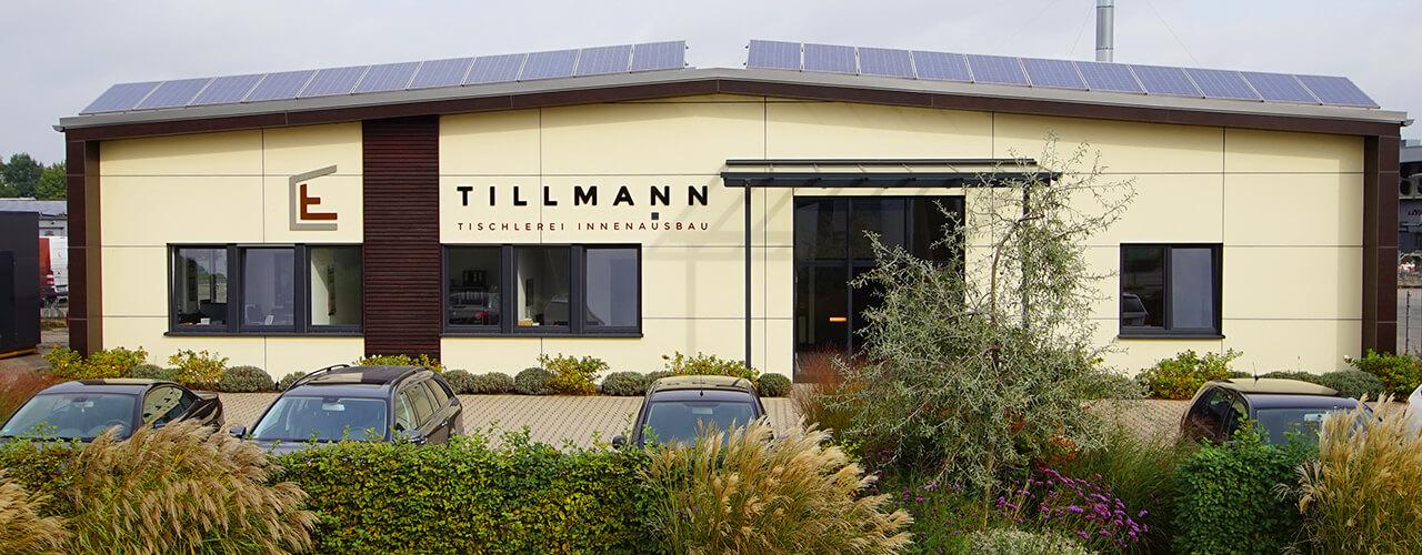 Tillmann GmbH - Unternehmen